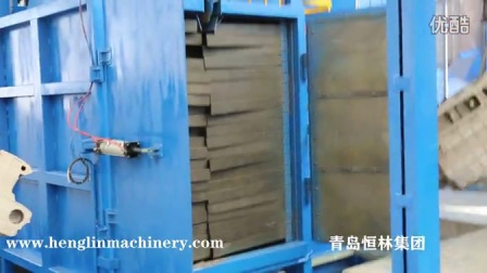 青岛恒林集团--Q4810悬链式抛丸清理机运行视频 (3)