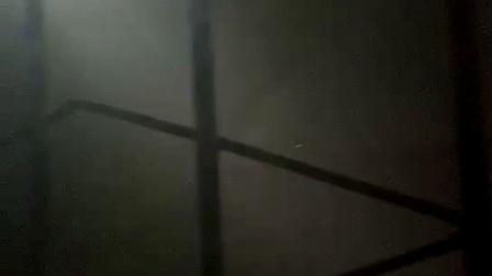 新疆巴楚27日晚上沙尘暴