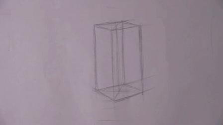 速写手的画法 速写风景视频教学视频 素描入门教学视频几何