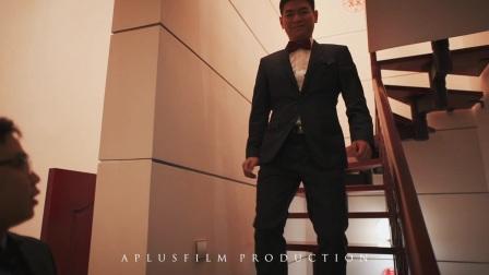 APLUSFILM爱拍社   20171225 川川婚礼席前回放