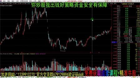 股票k线 股票技术分析 股票入门基础知识视频教程系列