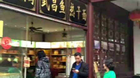 武汉黄鹤楼古建筑群游览