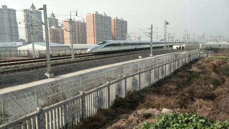 G2201成都东到郑州东