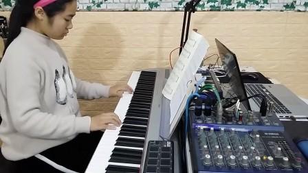 经典钢琴曲  rain and tearr 片段