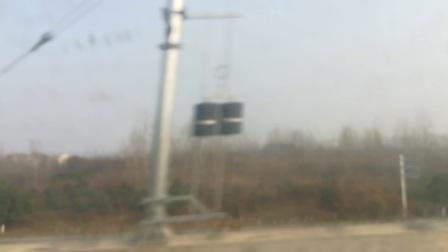南京地铁s9号线(007008)铜山至石湫。