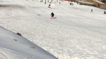 2017徂徕山滑雪