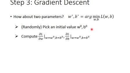 ML Lecture 1  Regression - Case Study