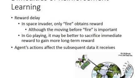 ML Lecture 28  Deep Reinforcement Learning - Scratching the surface