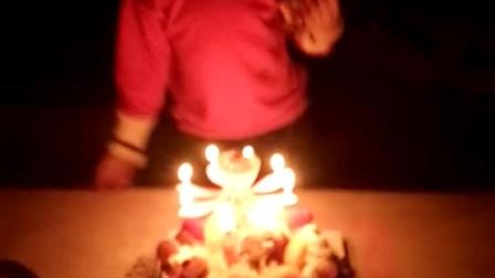 思源五岁生日