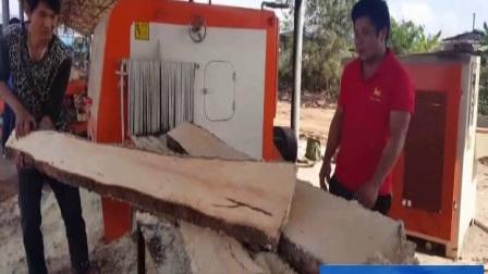 橡胶木型材家具料加工