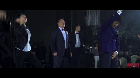 像素格子Studio出品:我想照顾你一辈子!(婚礼精剪)2017最嗨最感动婚礼!