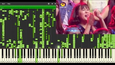 音频转化MIDI 【Robert Bogan Kang】
