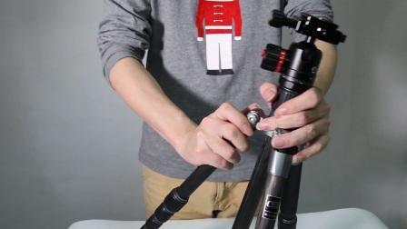 劲捷摄影器材 A系列三脚架A81