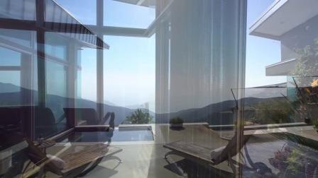 Yellow Hill Retreat _ Malibu, CA 洛杉矶富人区马里布的珍品豪宅