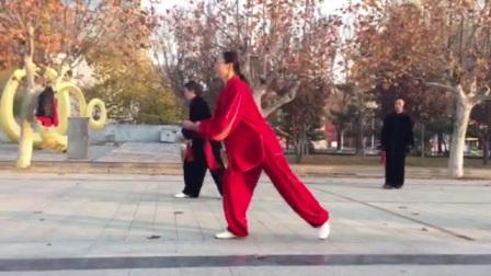 陈氏简化36式太极剑