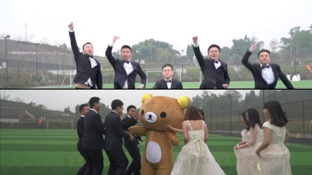 0106广安迪迪婚礼预告片 - 马小云video