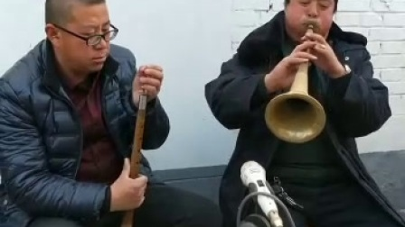 陕北鎖纳吹手队