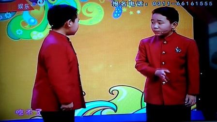 相声《小小美食家》 表演:仲怡阳  仲怡帆