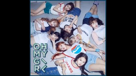 一步, 两步 (One Step, Two Steps)专辑收录曲-OH MY GIRL