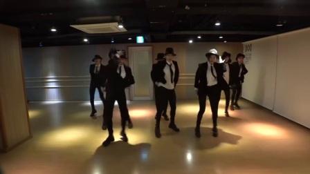 一步,两步 练习室版 中韩字幕-OH MY GIRL