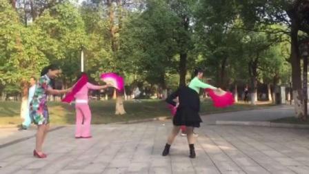 朵儿广场舞(单扇)
