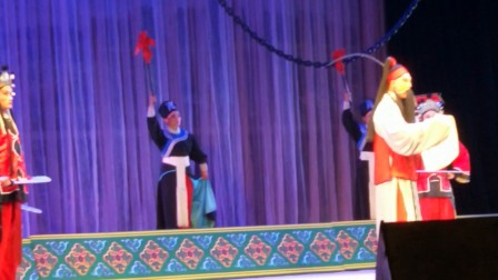 河南省海宣池曲剧团张学海演唱《卷席筒续集》曹宝山法场一折,