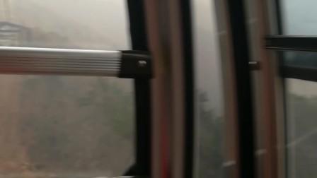 体验南京紫金山索道(3)