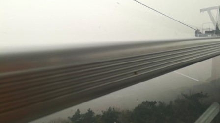 体验南京紫金山索道(6)