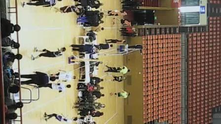 2017年温州市气排球比赛南青半决赛-乐清南青VS平阳一队