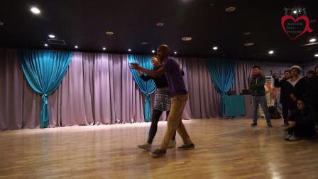AJW 2015 - Class Recap - Remy & Ramona - Shake, Groove & Fun