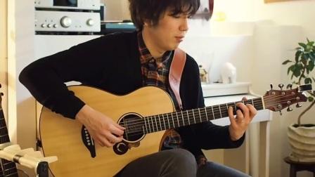 大连 原木堂 伍伍慧 祈り(Pray) Satoshi Gogo kenji guitar