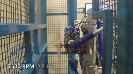 AIE引擎测试--40S AVTUR (JP8) Fuel Test