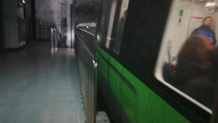 南京地铁三号线(073074)出夫子庙站。