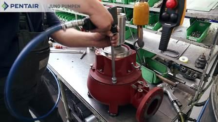 Pentair Jung Pumpen - 高品质的污水解决方案品牌