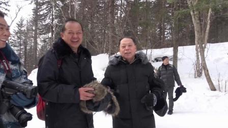【拍客】穿越雪乡大雪谷
