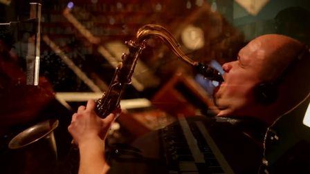 Martin Miller - Tom Quayle - Bathsheba -Brecker Brothers- - Live in Studio