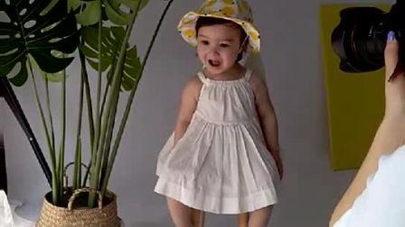 宝贝模特网-童模alaya拍摄花絮