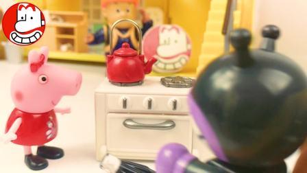 面包超人 小猪佩奇 本和霍利玩具爱闹大叔