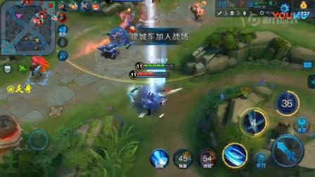 王者荣耀- S9最强单挑的单挑英雄之一, 不需要队友一样能带起节奏