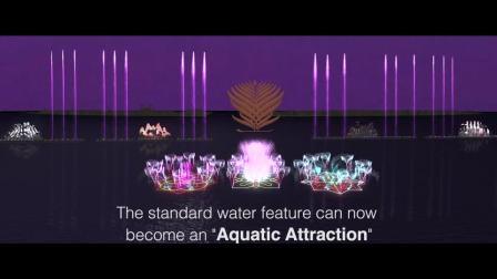 Aquatic Attraction Concept