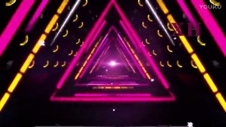 包头哇咔哇咔wakawaka动感配乐成品LED大屏幕视频素材_超清