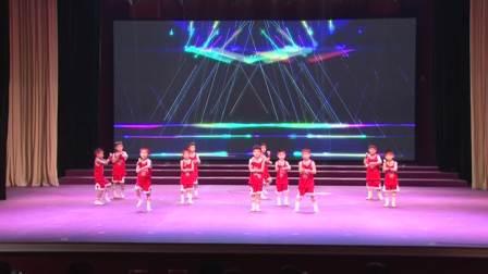 12.舞蹈《逆战》金豆苗幼儿园