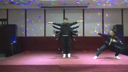 年会视频_劲歌热舞