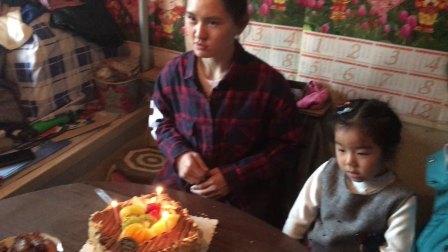许虹生日蛋糕