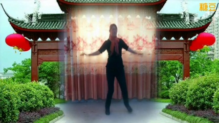 桂林香妹广场舞巜向大家拜年》编舞:飞舞