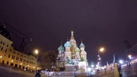 俄罗斯Russia Trip 莫斯科 摩尔曼斯科 捷里别尔卡