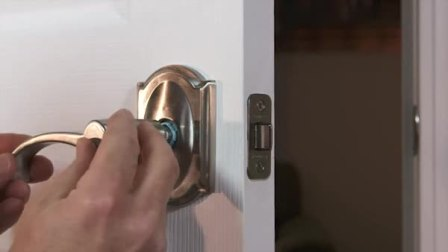 How to change the handing on your Schlage Custom™ lever - FC21