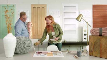 Schlage Custom: Amy Matthews and Ted Roberts Design 4 Room Vignettes for IBS