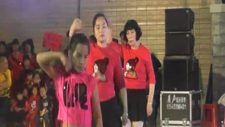 西樟村首届广场舞联谊舞会视频