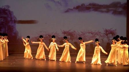 12. 汉唐舞蹈《丽人行》